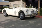 MGA Roadster (in-process)